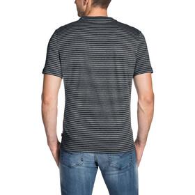VAUDE Arendal II Koszulka Mężczyźni, phantom black